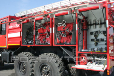 Что такое ПТВ в пожарной части?