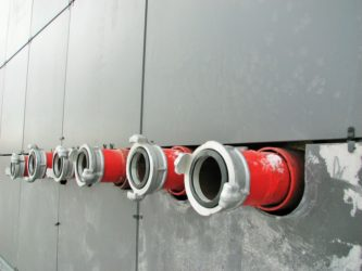 Сухотрубы пожарные что это такое?