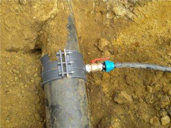 Требования к врезкам в водопровод
