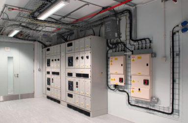Освещение электрощитовой требования